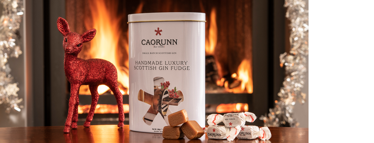 Caorunn Gin Fudge Tin